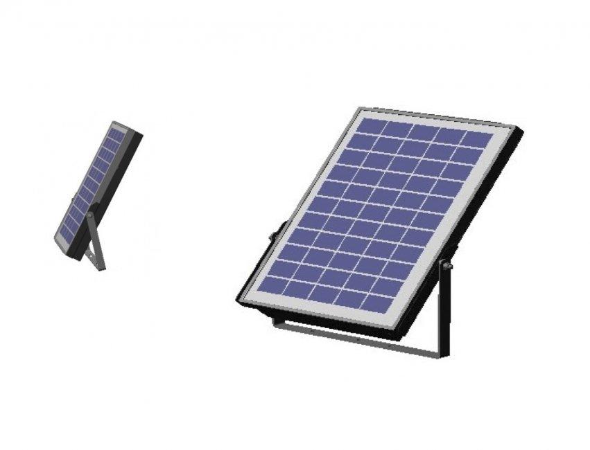 projecteur solaire puissant projecteurs solaires objetsolaire. Black Bedroom Furniture Sets. Home Design Ideas